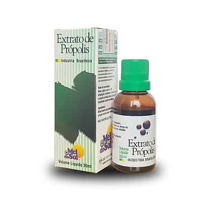 Thực phẩm chức năng bảo vệ sức khỏe chiết xuất keo ong Extrato de Própolis - Keo ong Meldosol Brazil