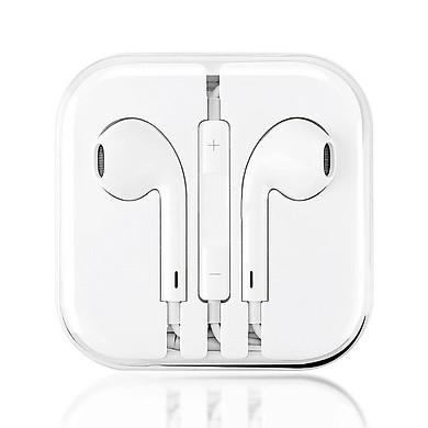 Tai nghe có dây nhét tai dành cho iphone 5 5s 6 6s 6plus hàng tốt