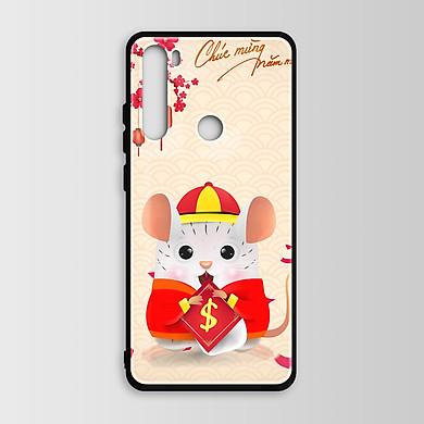 Ốp lưng kính dành cho Xiaomi Redmi Note 8 Pro in hình Mùa Xuân Tết đa dạng - M18