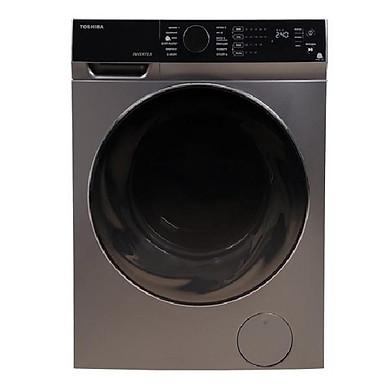 Máy giặt sấy Toshiba Inverter 11 Kg TWD-BJ120M4V(SK) - Hàng Chính Hãng