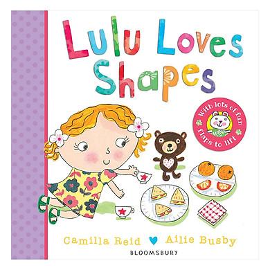 Lulu Loves Shapes