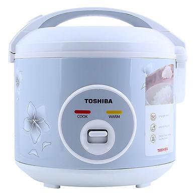 Nồi Cơm Nắp Gài Toshiba RC-10JFM(H)VN (1L) - Hàng chính hãng