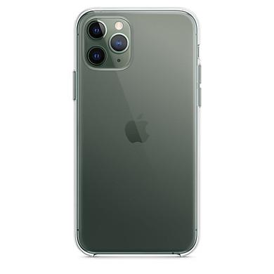 Ốp lưng dẻo trong suốt chống trầy xước cho điện thoại iPhone 11/ iPhone 11 Pro/ iPhone 11 Pro Max - Hàng nhập khẩu