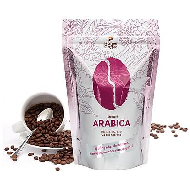 CÀ PHÊ HẠT RANG  ARABICA HONEE COFFEE