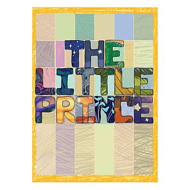 Postcard Artbook The Little Prince