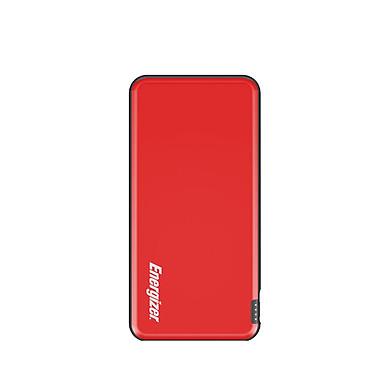 Sạc dự phòng Energizer 10,000mAh /3.7V Li-Polymer - UE10046 - tích hợp 2 cổng USB output giúp sạc 2 thiết bị cùng lúc - Hàng chính hãng
