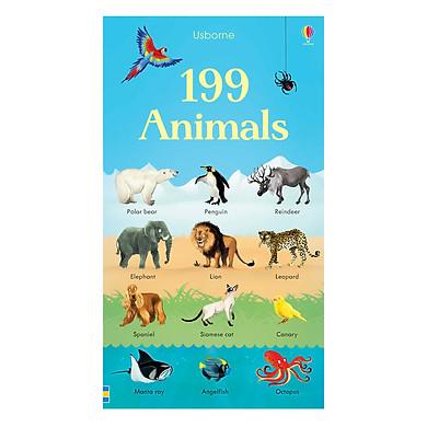 Usborne 199 Animals