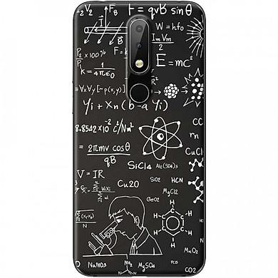 Ốp lưng dành cho Nokia 6.1 Plus mẫu Hóa học