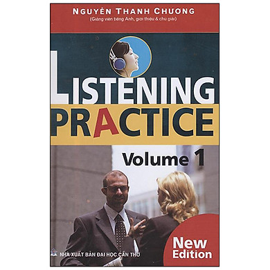Listening Practice - Volume 1 (CD) (Tái bản 2020)