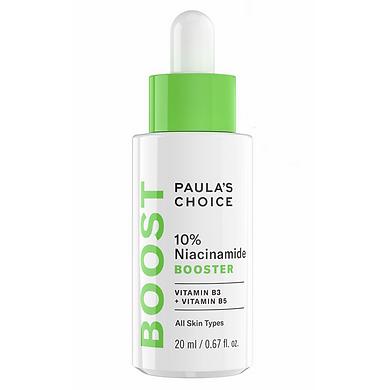 Tinh chất thu nhỏ lỗ chân lông Paula's Choice 10% Niacinamide Booster 20ml