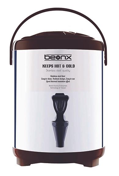 BEONX - Bình Giữ Nhiệt BEONX 12 Lít - Chất liệu Inox 304