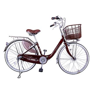 Xe Đạp Nhật Bản Maruishi WEA2633 - Đỏ