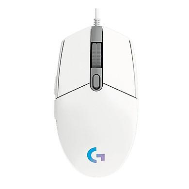 Chuột Gaming Logitech G102 Gen 2 Lightsync – Hàng Chính Hãng