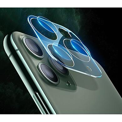 Miếng Dán Cường Lực Camera  Trong Suốt Cho iPhone 11/ 11 Pro/ 11 Pro Max