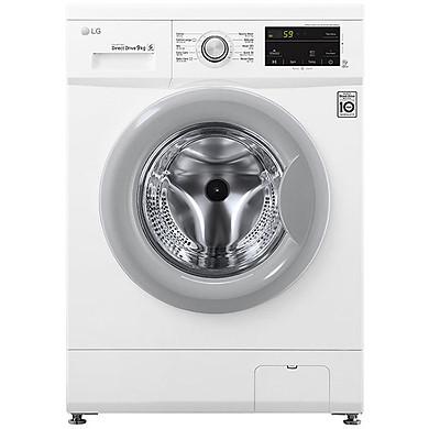 Máy Giặt Cửa Trước Inverter LG FM1209N6W (9kg) - Hàng Chính Hãng - Chỉ Giao Tại Hà Nội