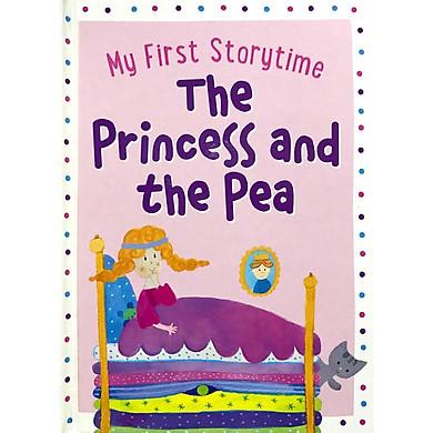 My First Storytime: Princess and the Pea