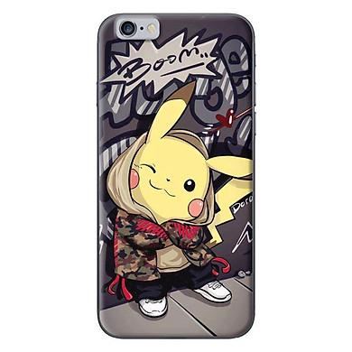 Ốp lưng dành cho iPhone 6/6S và iPhone 6 Plus/6S Plus - Pikachu