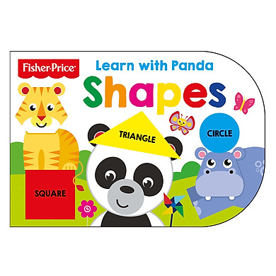 Fisher Price: Learn with Panda Shapes