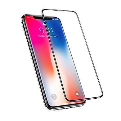 Kính cường lực 3D Baseus PET Soft Edge cho iPhone 11 / 11 Pro / 11 Pro Max ( 0.15mm,Full màn hình, Viền dẽo 3D, Chống nứt bể mép) Hàng chính hãng