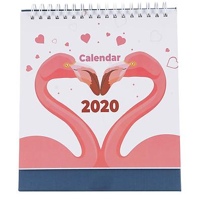 Lịch Để Bàn 2020 - Hồng Hạc (16 x 16cm)
