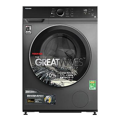 Máy giặt cửa trước Toshiba inverter 8.5kg TW-BK95M4V(SK) – Hàng chính hãng (chỉ giao HCM)