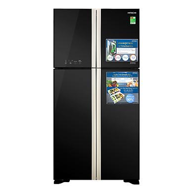 Tủ Lạnh Inverter Hitachi R-FW650PGV8-GBK (509L) – Hàng Chính Hãng
