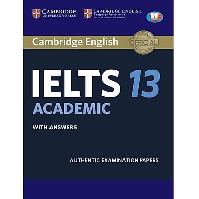 Cambridge IELTS 13 Academic