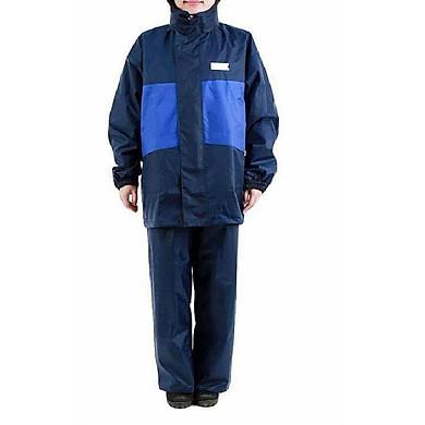 Bộ áo mưa Thành Long 2 lớp cao cấp