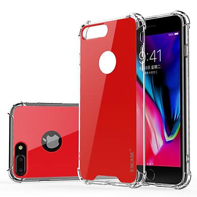 Ốp Lưng Kính Chống Xước Dành Cho iPhone 8/7 Plus ESCASE