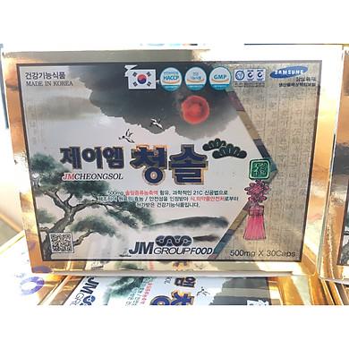 Tinh Dầu Thông Đỏ Hàn Quốc JM CHEONGSOL