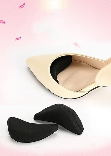 Combo 2 cặp lót mũi giày cao gót đệm êm ngón chân dùng mang giày tây, giày mũi nhọn, giày bít mũi cực êm chân PK38