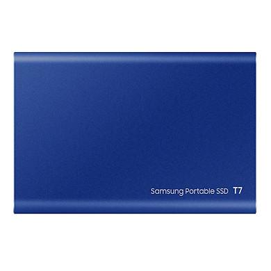 Ổ Cứng Di Động SSD Samsung T7 NON Touch USB Type C - Hàng Nhập Khẩu - 2TB