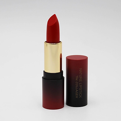 ECOSY NATURE LIPSTICK THE COLLAGEN RD101- ĐỎ TƯƠI