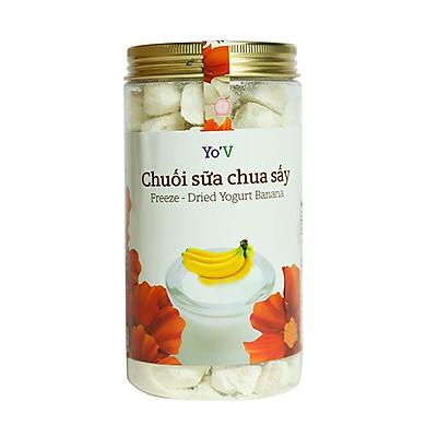 Sữa chua sấy YoV VINAMIT CHUỐI 90g (Lon)