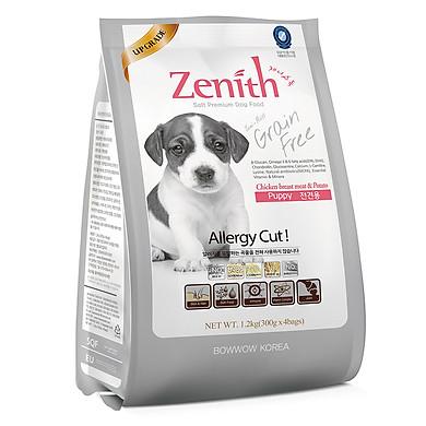 Thức Ăn Hạt Mềm Chó Con Zenith Bowwow ZN-PP-12 (1.2kg)