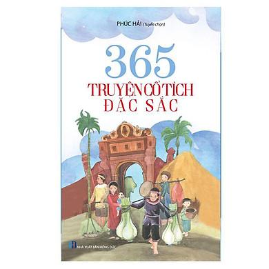 365 Truyện Cổ Tích Đặc Sắc