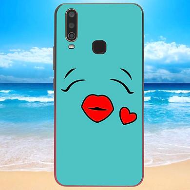 Ốp điện thoại dành cho máy Vivo Y15 - emojis nhiều cảm xúc MS EMGES051