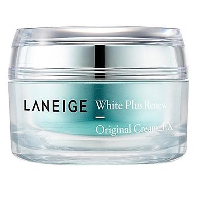 Laneige White Plus Renew Original Cream_EX + Tặng 1 Innisfree Green Tea Mask Sheet