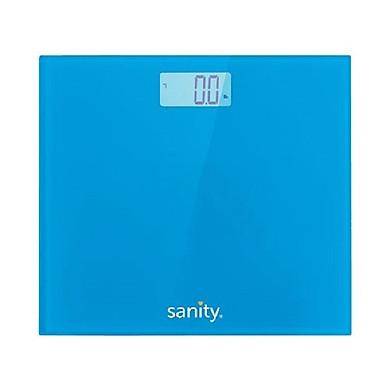 Cân sức khỏe điện tử Sanity S6400.ENG đo nhanh và chính xác