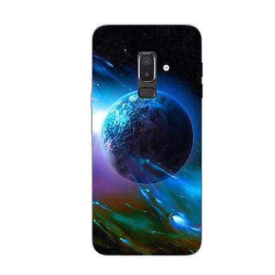 Ốp Lưng Dẻo Cho Điện thoại Samsung Galaxy J8 - Universe