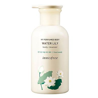 Sữa Tắm Hương Nước Hoa Innisfree My Perfumed Body Cleanser 330ml