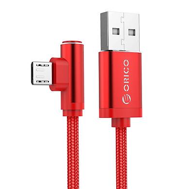 Cáp sạc điện thoại Android USB 2.0 Orico HTM-12 ( 1,2 Mét) - Hàng Chính Hãng