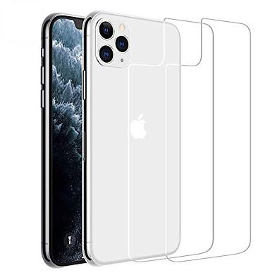 Bộ 2 kính cường lực mặt lưng iPhone - chính hãng GOR