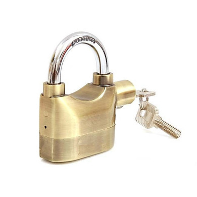 Ổ khóa báo động chống trộm