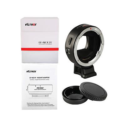 Bộ chuyển đổi Viltrox EF-NEX IV - Best adapter for Sony E-mount  Hàng Nhập khẩu