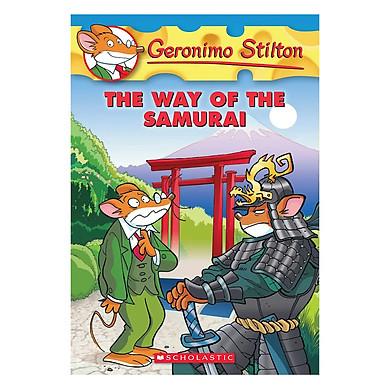 Geronimo Stilton 49: The Way Of The Samurai