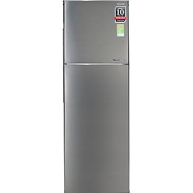 Tủ Lạnh Inverter Sharp SJ-X281E-SL (253L) – Hàng Chính Hãng