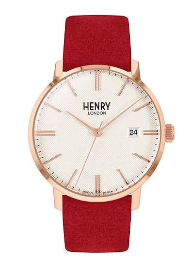 Đồng Hồ Nam Henry London HL40-S-0352 REGENCY