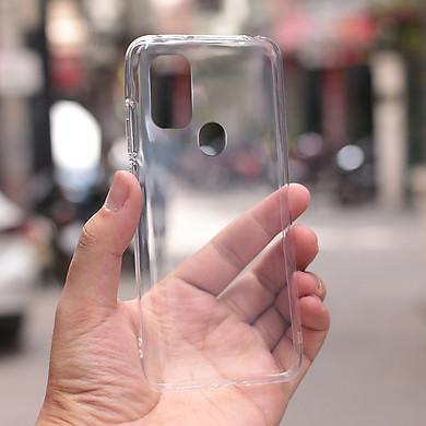 Ốp lưng silicon dẻo cho Samsung Galaxy M30s - Hàng nhập khẩu