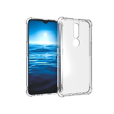 Ốp lưng dẻo trong chống sốc OPPO F11 Pro